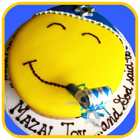Mazel Tov - The Office Cake Delivery Miami - Cakes