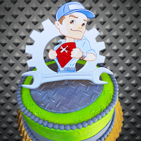 The Mechanic Cake