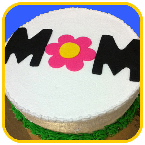 Mom - The Office Cake Delivery Miami - Cakes