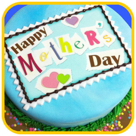 Mother's Day Card - The Office Cake Delivery Miami - Cakes