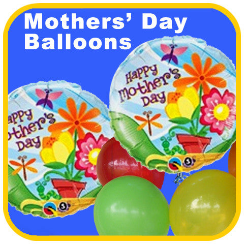 Mothers' Day Balloons - The Office Cake Delivery Miami - Balloons