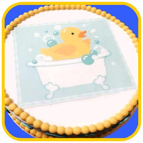 Rubber Duckie - The Office Cake Delivery Miami - Cakes