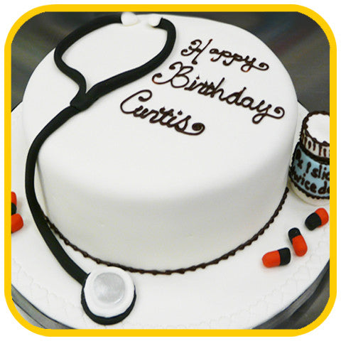 Pharma Cake - The Office Cake Delivery Miami - Cakes