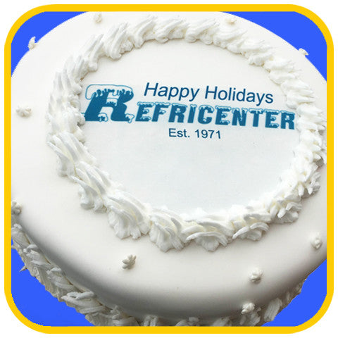 Reficenter Holiday Cake