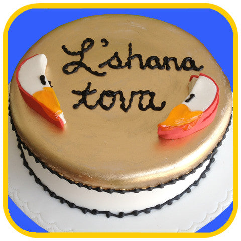 Rosh Hashanah - The Office Cake Delivery Miami - Cakes