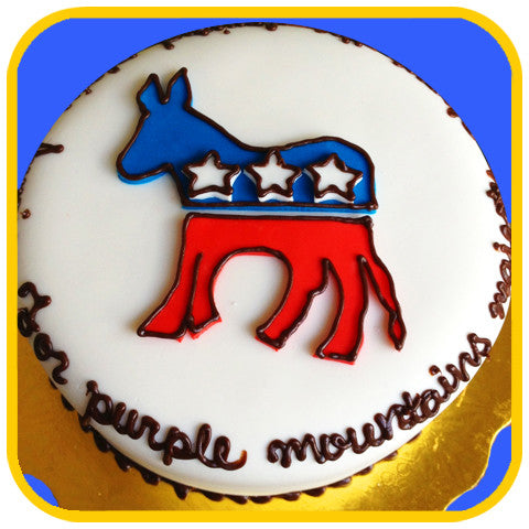 The Democrat - The Office Cake Delivery Miami - Cakes