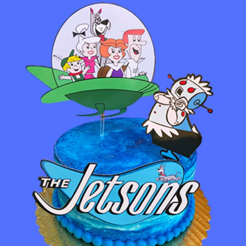 The Jetsons Cake