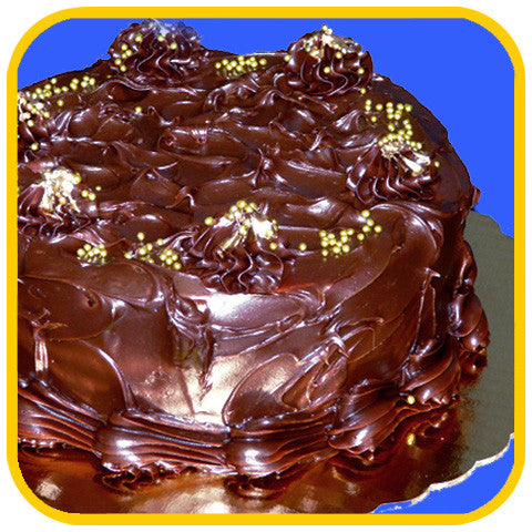 It's So Chocolate - The Office Cake Delivery Miami - Cakes