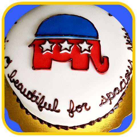 The Republican - The Office Cake Delivery Miami - Cakes