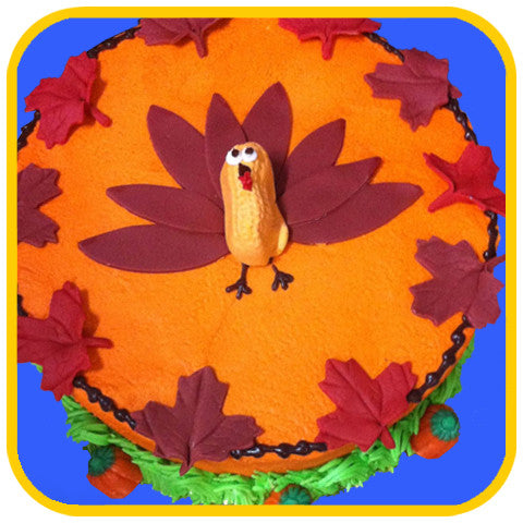 Gobble Gobble - The Office Cake Delivery Miami - Cakes