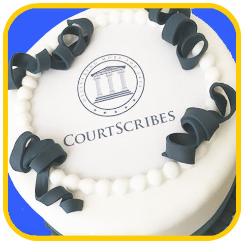 Courtscribes - The Office Cake Delivery Miami - Cakes