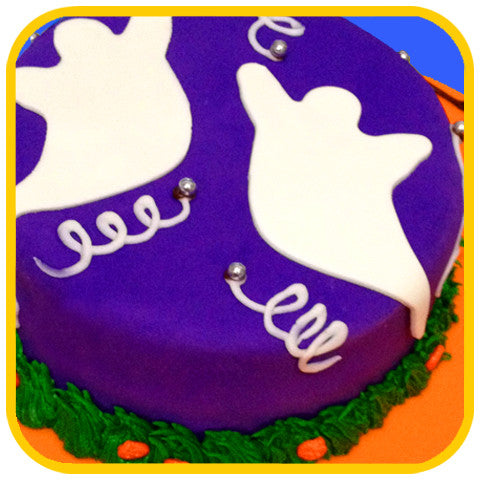 Ghosts - The Office Cake Delivery Miami - Cakes