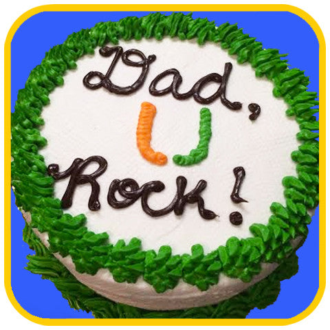 U Dad - The Office Cake Delivery Miami - Cakes