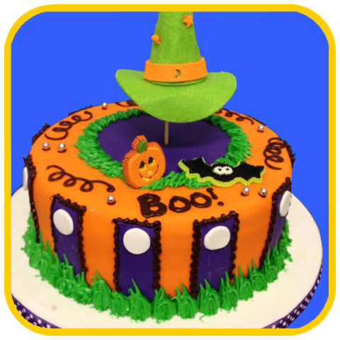 Witchy - The Office Cake Delivery Miami - Cakes