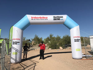 Inflatable Arch 35'
