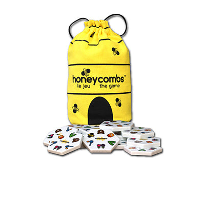 Honeycombs, le jeu