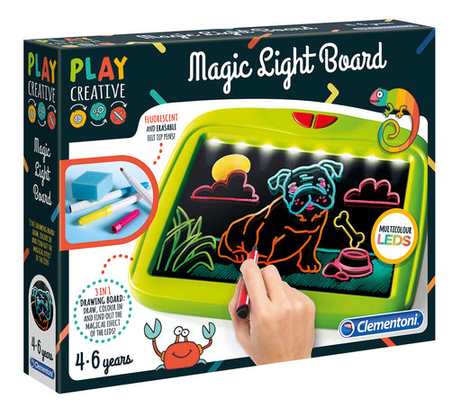"""Magic Light Board"""