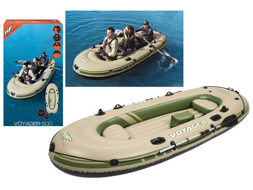 Voyager 500 inflatable boat for 3 people (11 feet - 3.35 meters)