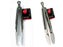"""Luciano Gourmet"" stainless steel kitchen tongs"