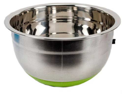 "Mixing Bowl of 1.5 L (50 oz.) Stainless Steel ""Luciano Gourmet"""