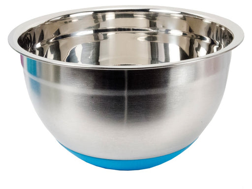 "Mixing Bowl of 2.9 L (98 oz.) Stainless Steel ""Luciano Gourmet"""