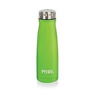"350 ml insulated bottle ""PURE"" - Neon green"