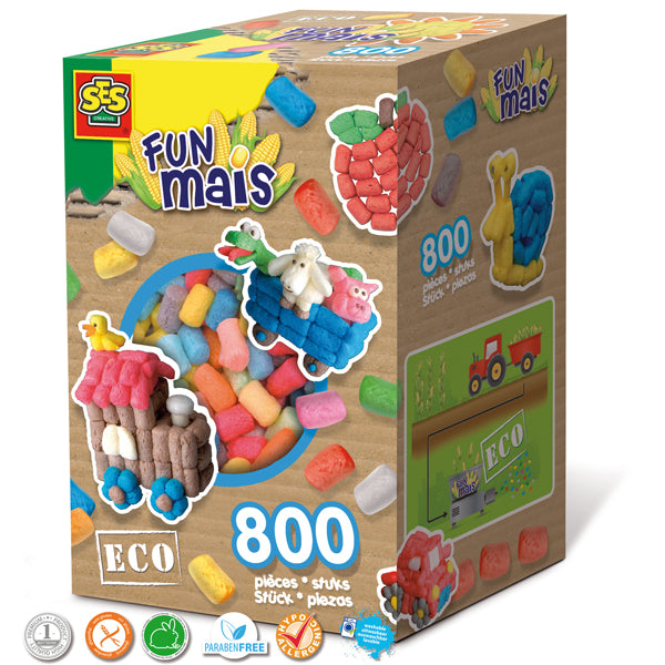 Funmais - big box of 800 pieces
