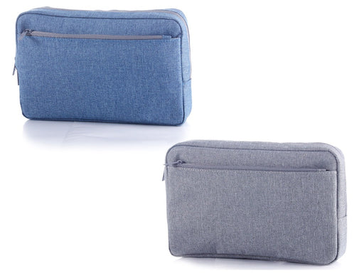 """Global"" compact deluxe toiletries case"