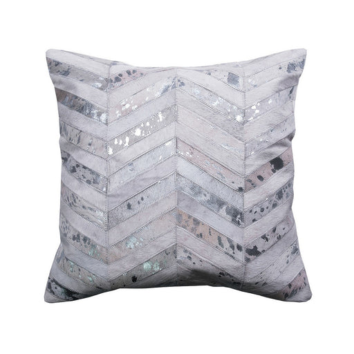 Cushion ARIZONA - Offwhite / silver