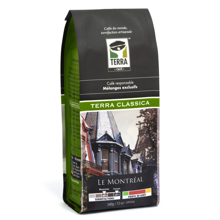 Coffee Terra Classica - The Montreal Blend