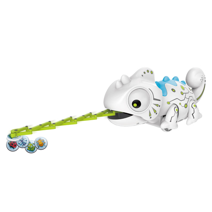 Remote Control Chameleon with Multicolored LED Lighting