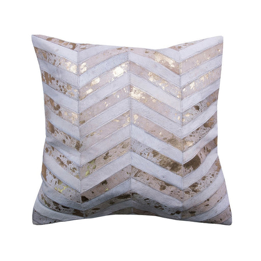 Cushion ARIZONA - Offwhite / gold