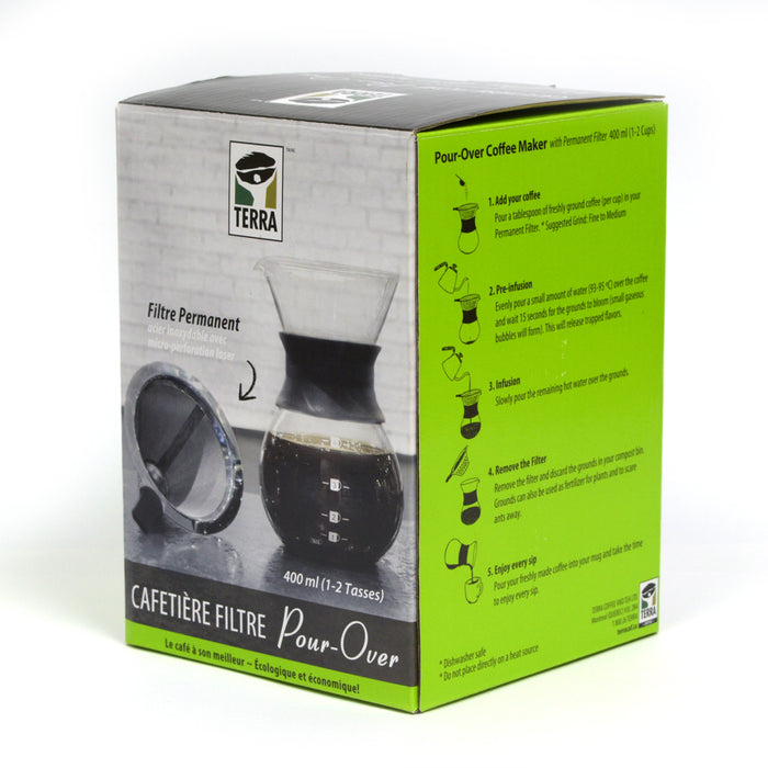 Terra Café® Coffee Maker