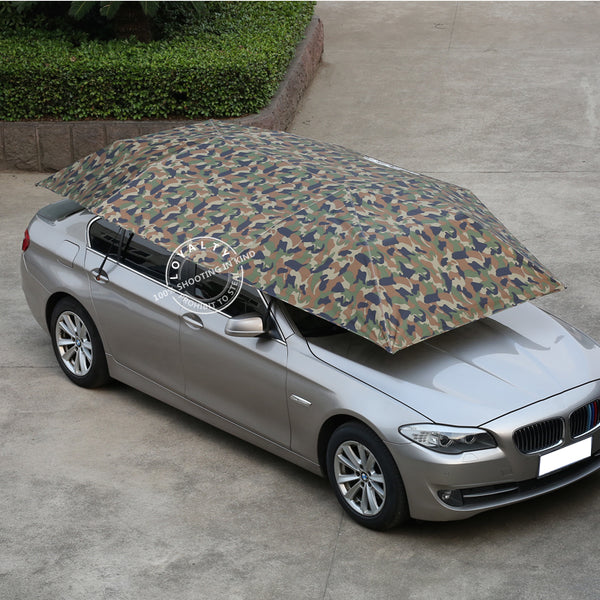 Say Goodbye to the Old Ugly Car Wrapping Cover!!