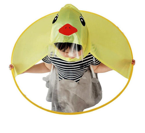 UFO Little Duckling Raincoat