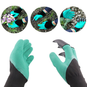 Hot Selling Rubber Garden Gloves