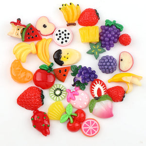 30PC Mixed Fruits