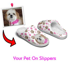 Custom Slipper