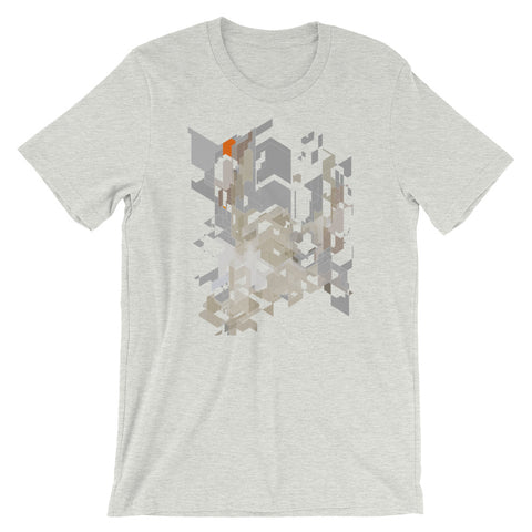 Cubism T-shirt Art History Tee Creative Abstract Shirt