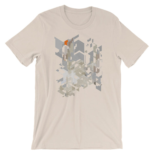 Cubism T-shirt Art History Tee Creative Abstract Shirt - babbletees