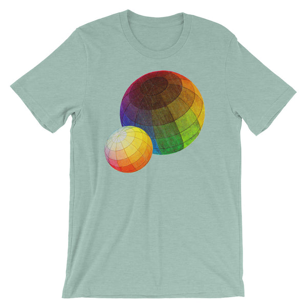 Color Theory T-shirt green t-shirt