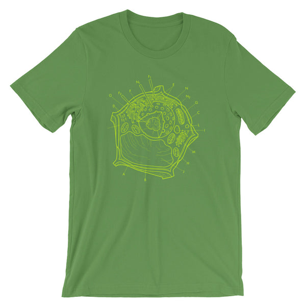 Plant Cell Diagram T-shirt