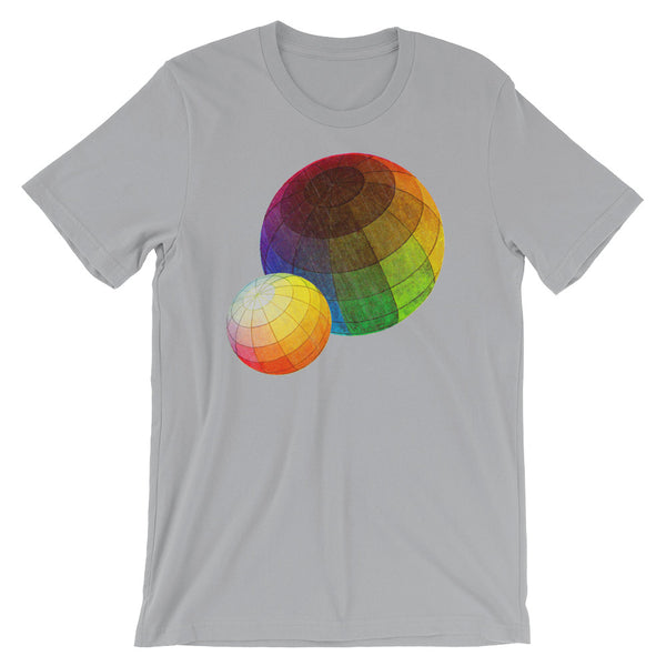 Color Theory T-shirt Grey
