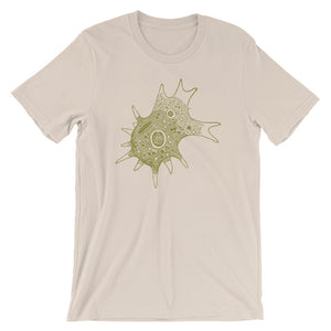 Amoeba T-shirt Vintage Science Animal Graphic Tee - babbletees