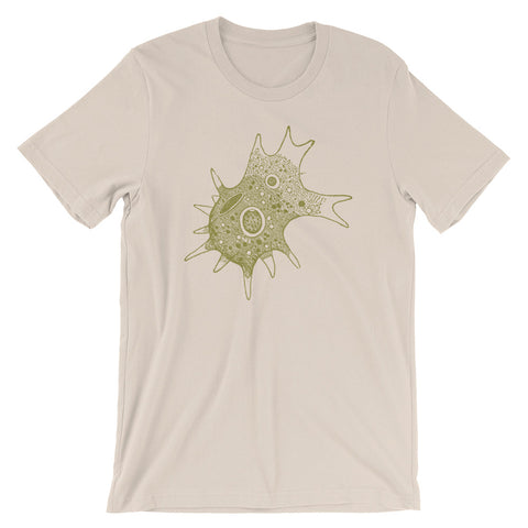 Amoeba T-shirt Vintage Science Animal Graphic Tee