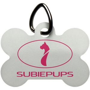 SubiePups Dog Tag