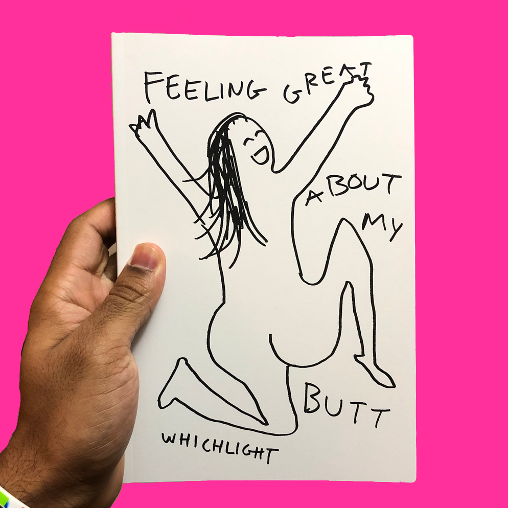 Feeling Great About My Butt - Book