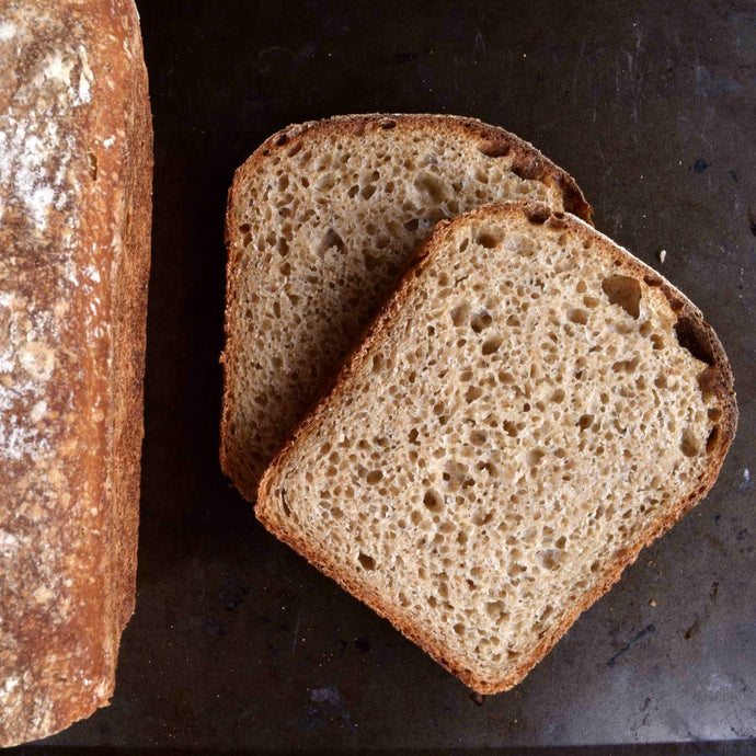 Fresh milling flour and grains at home: 6 simple tips
