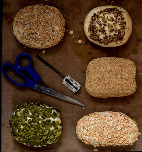 Seedy Sourdough: A Companion Guide for Adding Seeds On and In Your Favourite Bread Recipes (eBook)