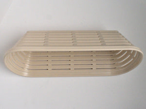banneton basket (food grade plastic) - not currently available